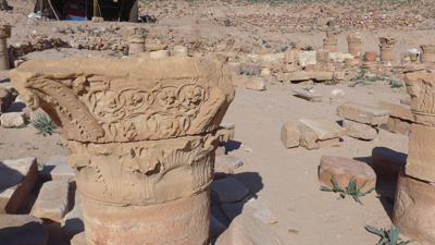 Jordan, Petra, to be excavated