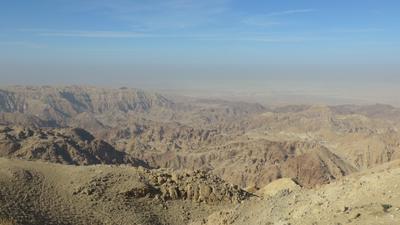 Jordan, Wadi Mujib