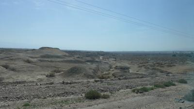 Jordan/Israel, No Man's Land