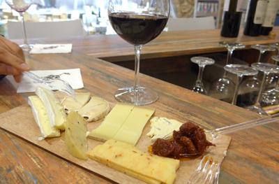 Israel, Jerusalem, First Railway Station, market, wine & cheese