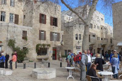 Jerusalem, Israel, Jewish Quarter