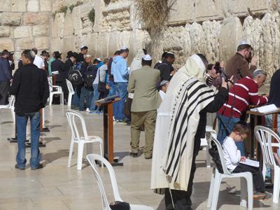 Jerusalem, Israel, Jewish Quarter, Western Wall