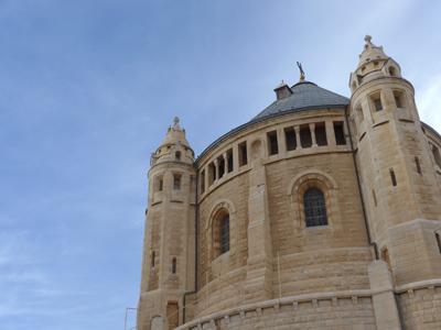 Jerusalem, Israel, Dormition Abbey