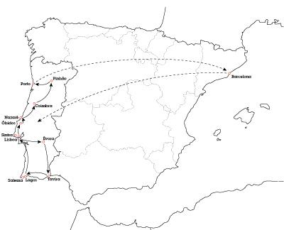 2014 work schedule, Portugal
