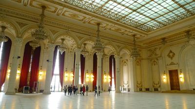 Romania, Bucureşti, Bucharest, architecture, Casa Poporului