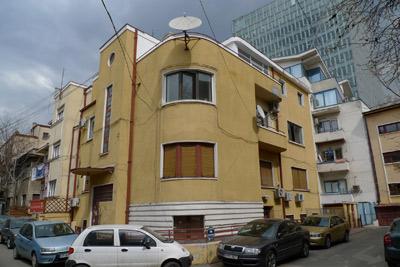 Bucureşti, Romania, Bucharest, architecture, Modernist