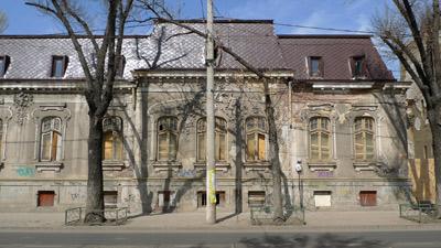 Romania, Bucureşti, Bucharest, architecture