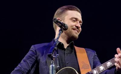 Seattle, Key Arena, Justin Timberlake