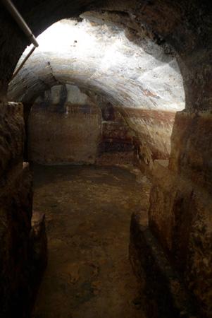 Portugal, Lisboa, Lisbon, Baixa, galerias romanas, cryptoportico