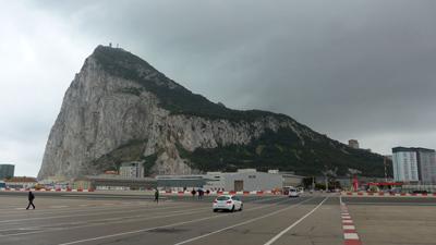 Gibraltar, guidebook research, Rick Steves, 2015