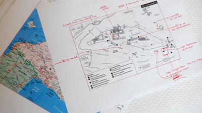 Spain, Andalucía, Granada, guidebook research, Rick Steves, 2015
