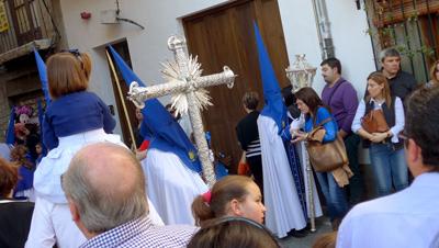 Spain, Andalucía, Granada, Semana Santa, guidebook research, Rick Steves, 2015