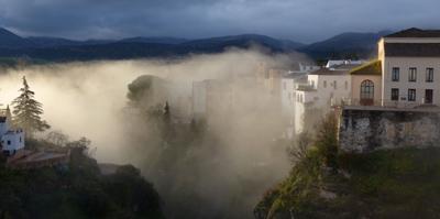 Spain, Andalucía, Ronda, guidebook research, Rick Steves, 2015