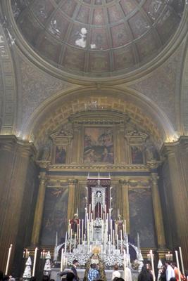 Spain, Andalucía, Sevilla, Semana Santa, guidebook research, Rick Steves, 2015