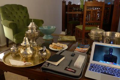 Morocco, Tangier, guidebook research, Rick Steves, 2015