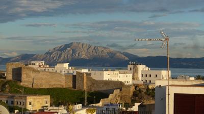 Spain, Andalucía, Tarifa, Morocco, guidebook research, Rick Steves, 2015