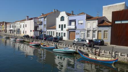 Portugal, Aveiro, architecture