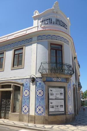 Portugal, Aveiro, architecture, Art Nouveau