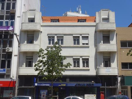 Portugal, Aveiro, architecture, Racionalismo, Modernist