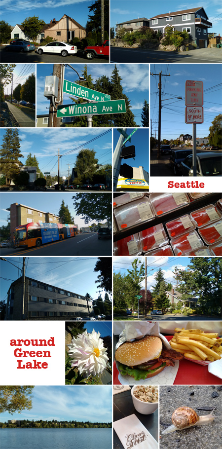Seattle, Green Lake