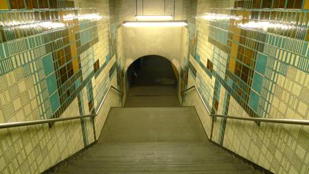 Portugal, Lisboa, Metro, subway, tiles, azulejos, Maria Keil, Intendente