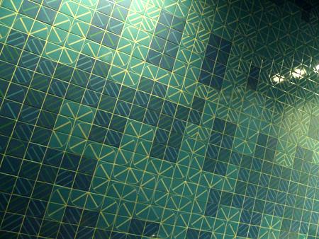 Portugal, Lisboa, Metro, subway, tiles, azulejos, Roma, Maria Keil