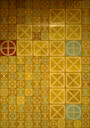 Portugal, Lisboa, Metro, subway, linha amarela, tiles, azulejos, Entre Campos, Maria Keil