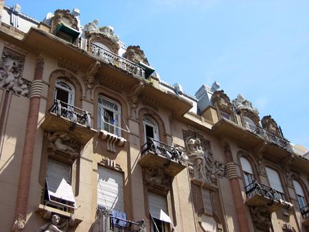 Argentina, Buenos Aires, Balvanera, Casa Calise