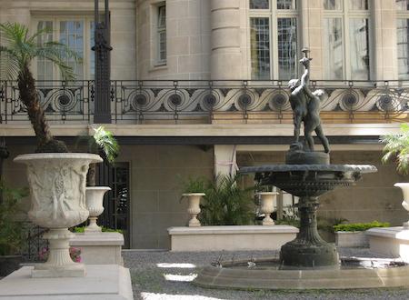 Argentina, Buenos Aires, Retiro, Palacio Anchorena