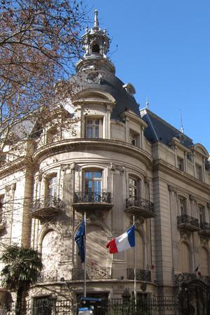 Argentina, Buenos Aires, Retiro, Palacio Ortiz-Basualdo