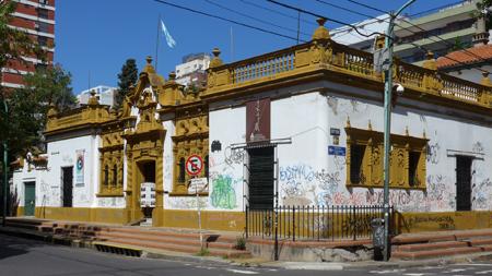 Argentina, Buenos Aires, Belgrado, Museo Yrurtia