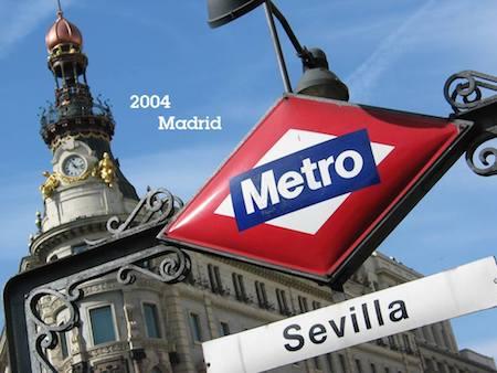 España, Spain, Madrid, 2004