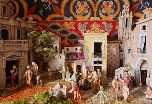 Christmas, Sevilla, 2020, belén, nativity scene