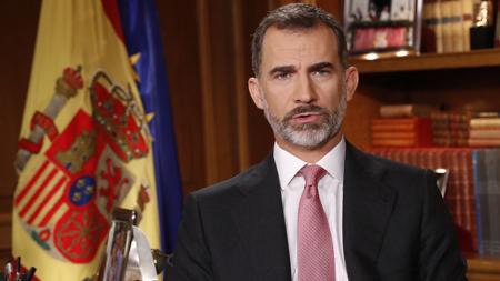 Spain, España, Christmas, Navidad, Sevilla, Felipe VI, discurso
