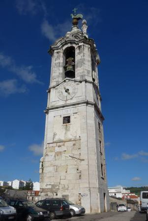 Portugal, Lisboa, Palácio da Ajuda, torre