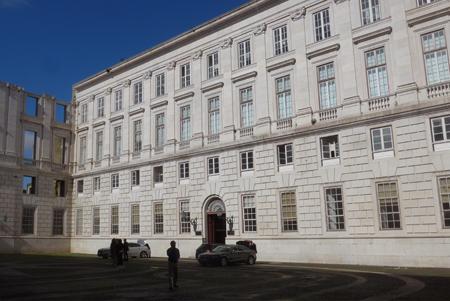 Portugal, Lisboa, Palácio da Ajuda