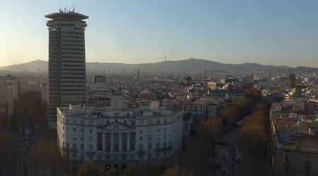 Spain, Rick Steves, guidebook research, Barcelona