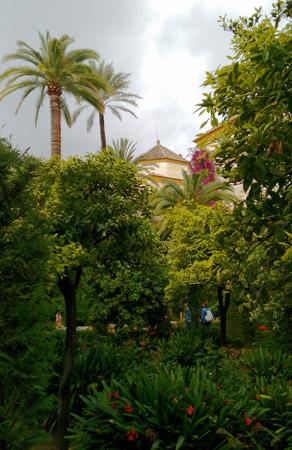 Spain, Rick Steves, guidebook research, Sevilla