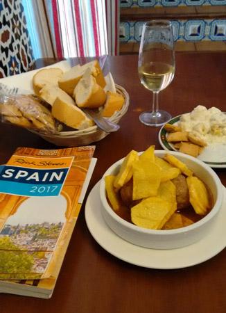 Spain, Rick Steves, guidebook research, Córdoba