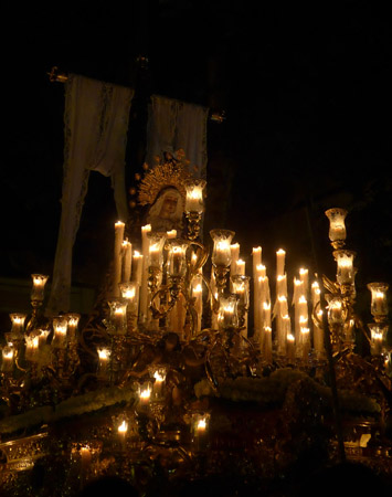 España, Spain, Semana Santa, Holy Week, La Soledad