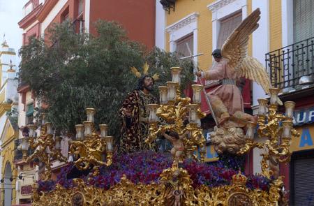España, Spain, Semana Santa, Holy Week, Monte Sion