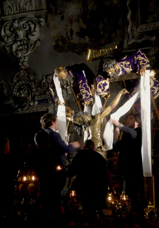 España, Spain, Semana Santa, Holy Week, Quinta Angustia