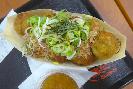 Japan, Tokyo, food, takoyaki