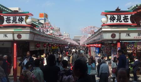 Japan, Tokyo, Asakusa