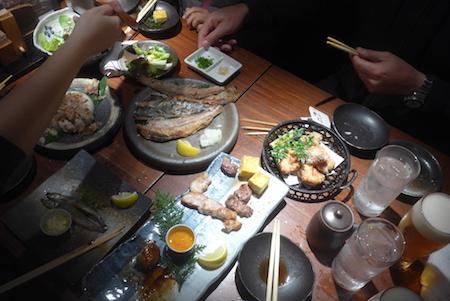 Japan, Tokyo, restaurant