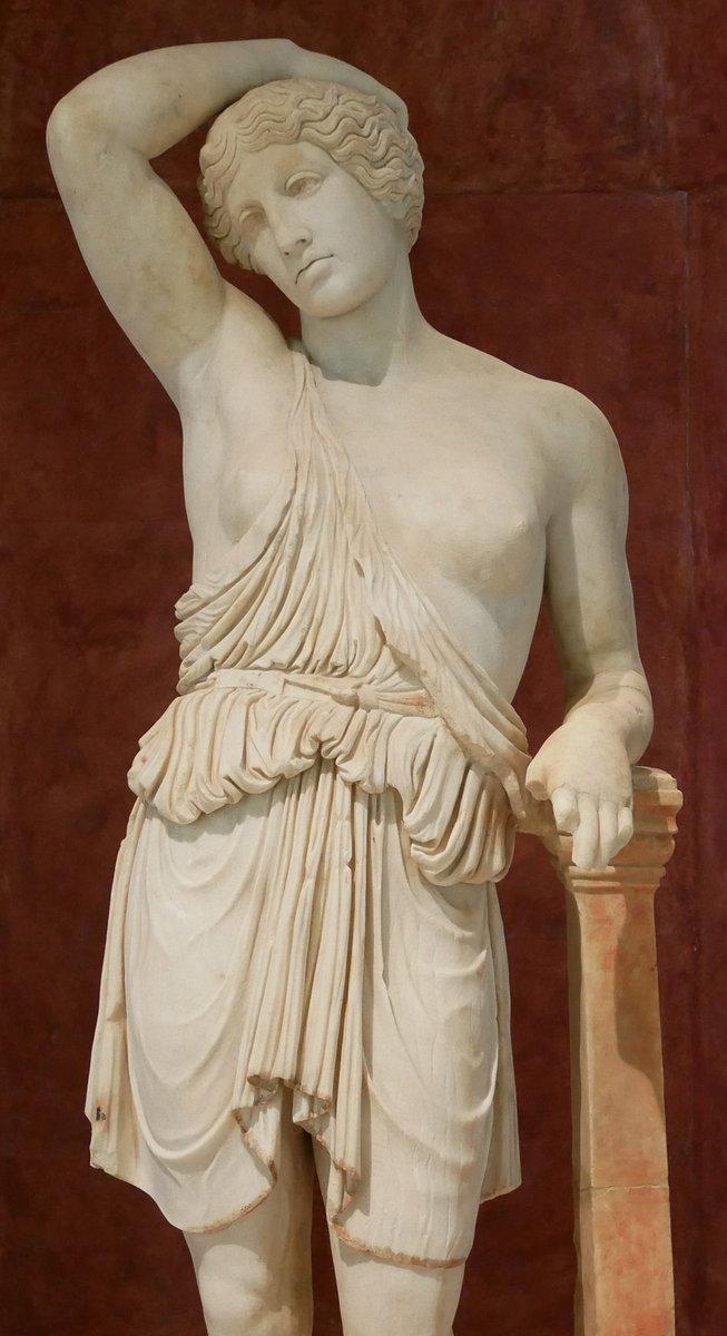 España, Spain, Andalucía, Écija, museo municipal, Palacio de Benamejí, estatua romana, amazona herida