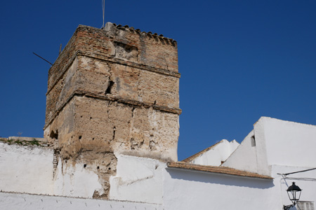 Spain, España, Andalucía, Écija, Calle Alcázar