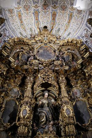España, Spain, Sevilla, Jesuit, San Luis de los Franceses, Baroque, San Francisco de Borja