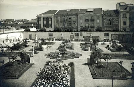 Portugal, Lisboa, Campo Pequeno, Palácio Galveias, Arquivo Municipal de Lisboa