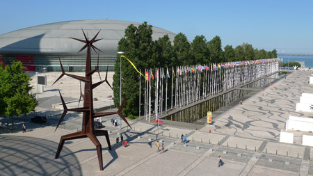 Portugal, Lisboa, Lisbon, Parque das Nações, Expo '98
